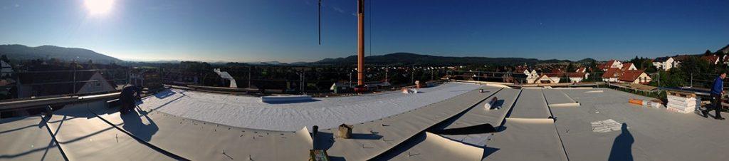 Großprojekt von Brede-Dach aus Schauenburg