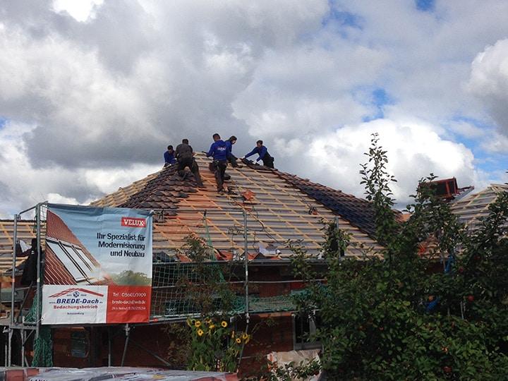 Unternehmen Brede Dach aus Schauenburg